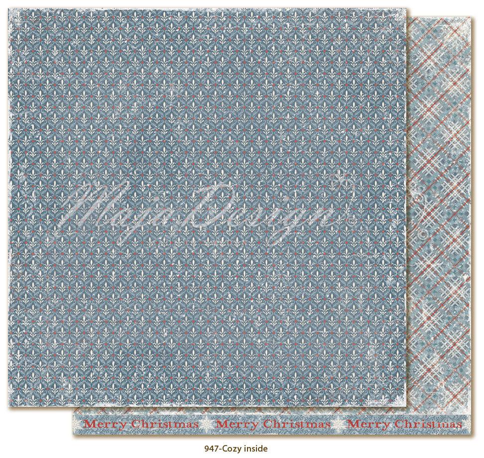 Maja Design Scrapbook Paper
